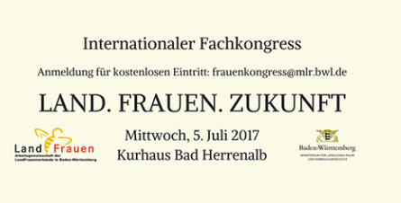 landfrauenkongress